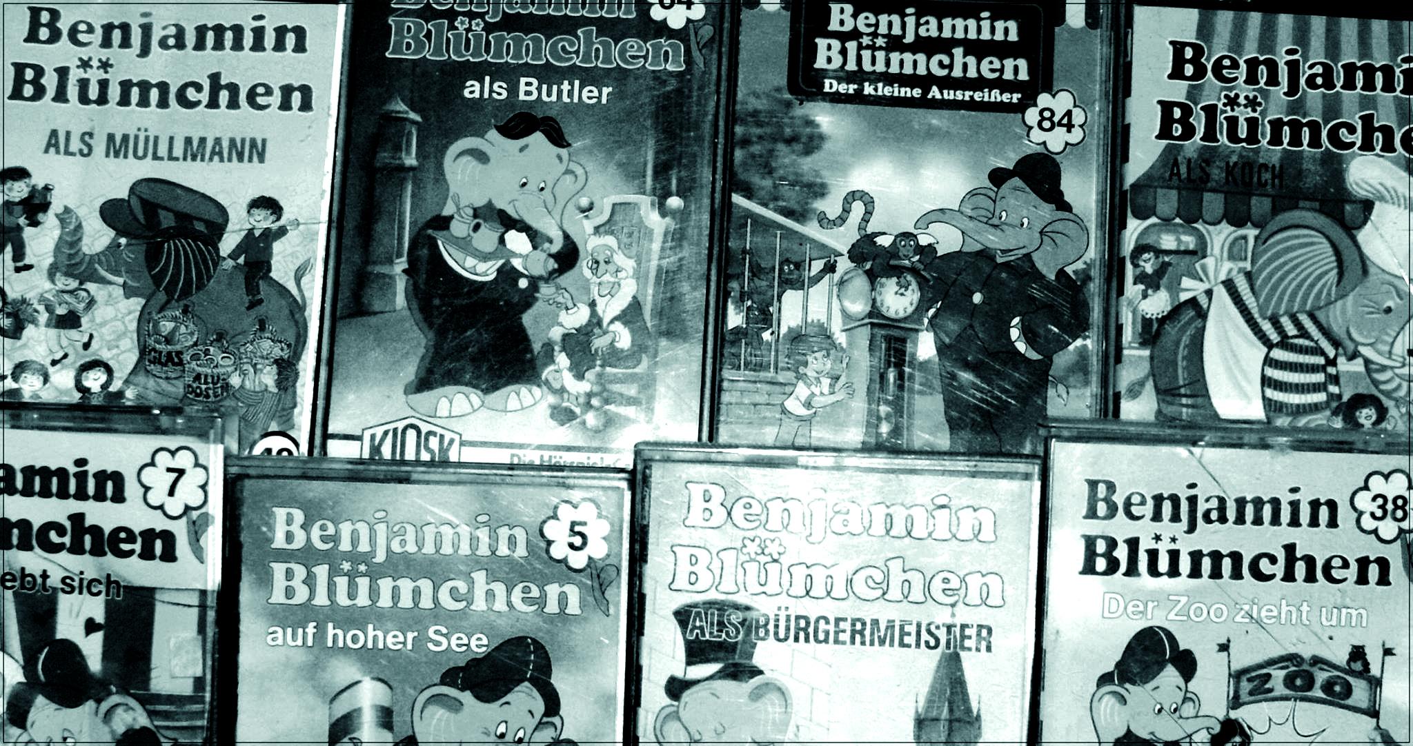 Benjamin Blümchen Tod Des Letzten Politischen Kinderhelden Teil 1