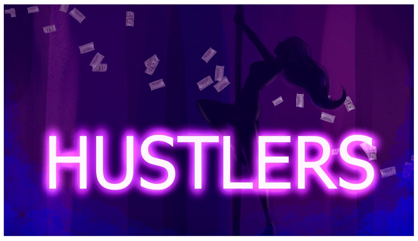 hustler club stripperinnen